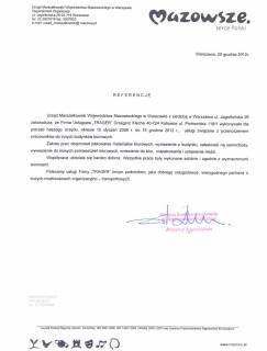 Przeprowadzka Urząd Marszałkowski w Warszawie