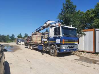 Hds Transport Plyt Drewnianych - TRAGER