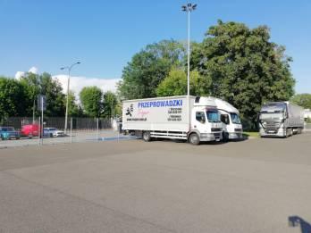 Przeprowadzka Biura Warszawa Flota - TRAGER