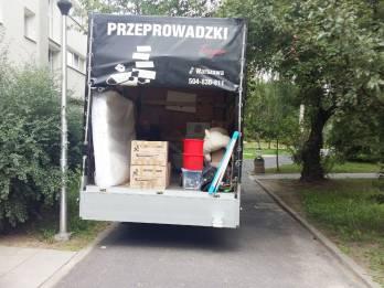 Przeprowadzka Mieszkania Trager Warszawa - TRAGER
