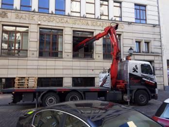 Transport Hds Bank Gospodarstwa Krajowego - TRAGER