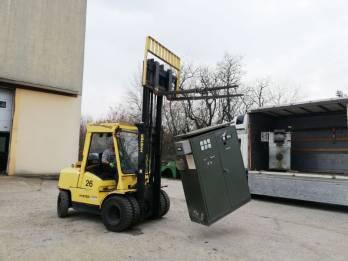 Transport Kas Pancernych - TRAGER