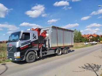 Transport Kontenera Biuroweg Hds - TRAGER