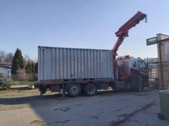 Transport Kontenera Hds - TRAGER