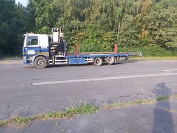 Transport Masztu Hds - TRAGER