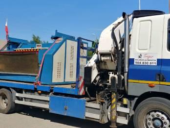 Transport Maszyny Hds - TRAGER